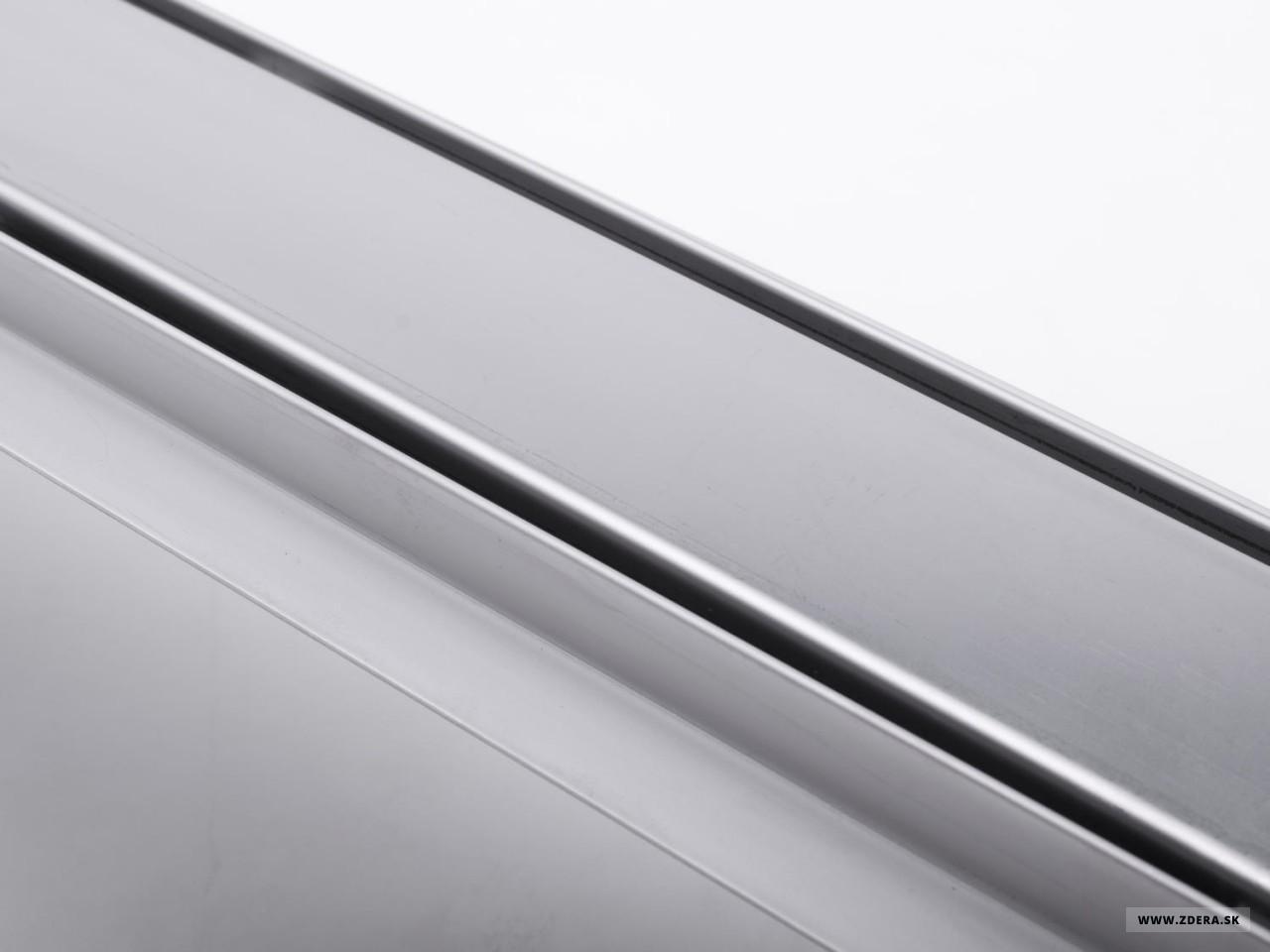 Sprchový podlahový žľab 130cm - na dlažbu