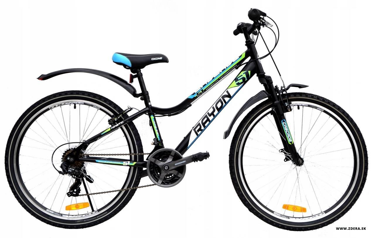 Horský Bicykel Rayon Cascade 26 MTB - 17