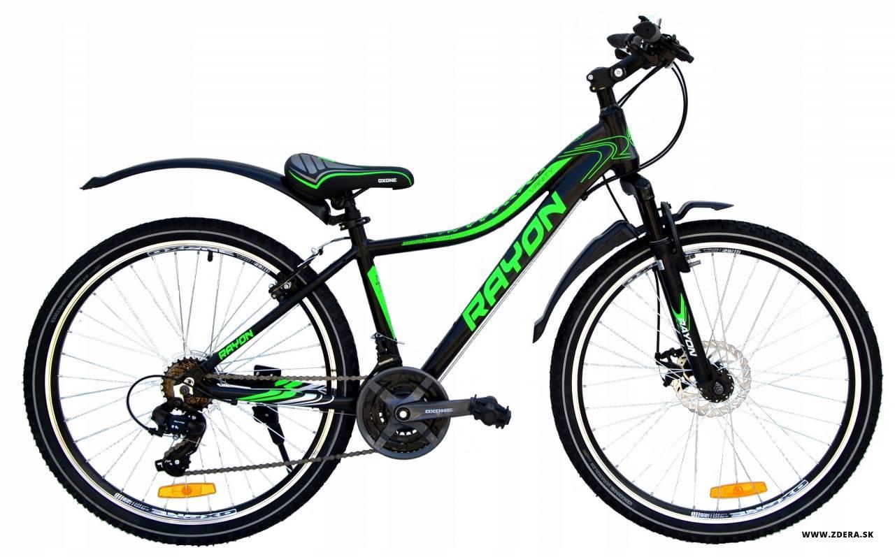 Horský Bicykel Rayon Vanity 26 MTB - 17